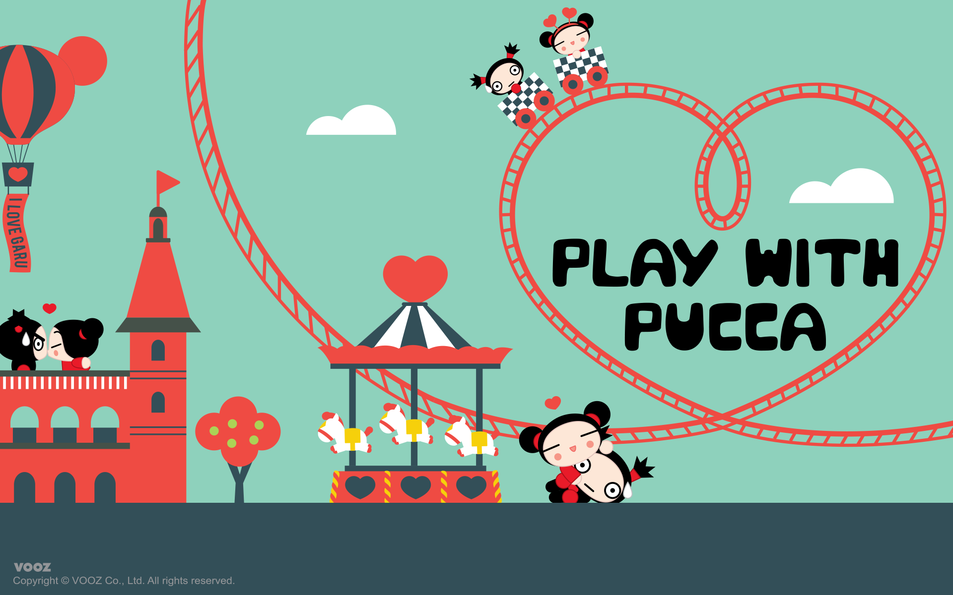 Play with Pucca